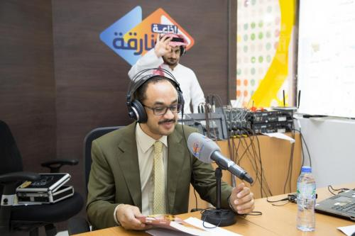 Getting-Ready-Interview-Sharjah-Radio-November-2016