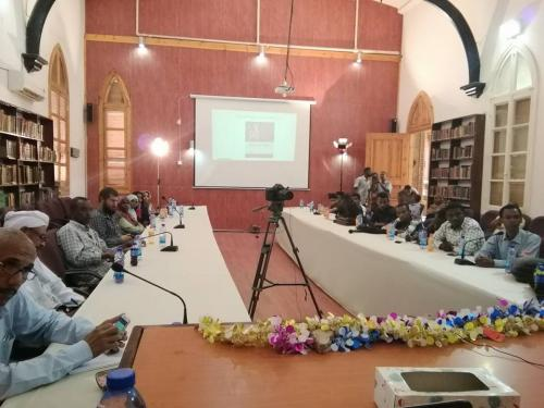 Khartoum-University-Library-Book-Discussion-Club